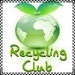 Recycling Club Icon - recycling icon