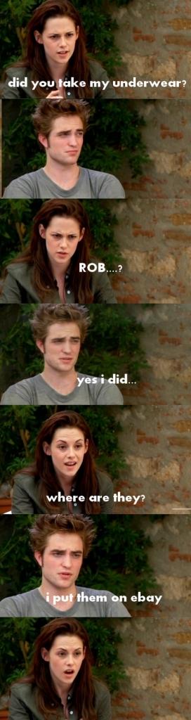 Rob & Kristen Funny