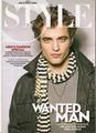 Robert Pattinson in Sunday Times Style Magazine - twilight-series photo