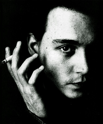 Johnny Depp wallpaper called Robin Barton photo session 1993