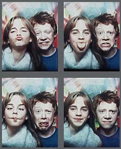 Romione wallpaper called Rupert and Emma