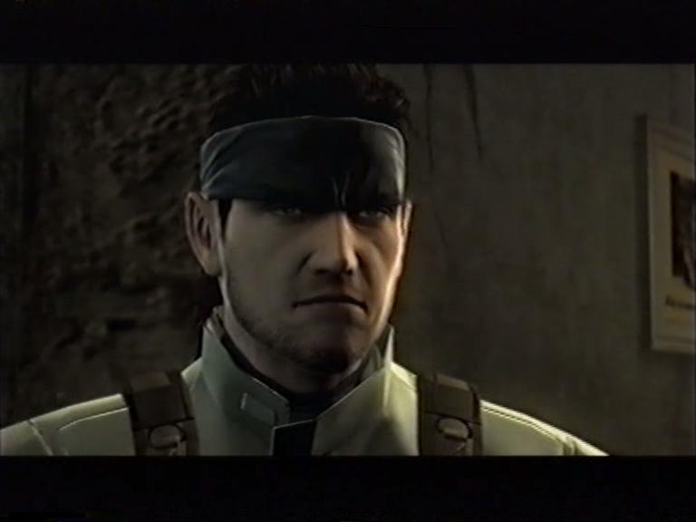 SOLID SNAKE - Metal Gear Solid фото (11059398) - Fanpop
