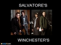 Salvatores V.S Winchesters - the-salvatores-vs-the-winchesters photo