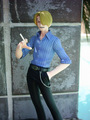 Sanji - one-piece photo