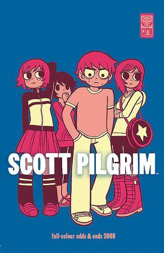 Scott Pilgrim and vrienden