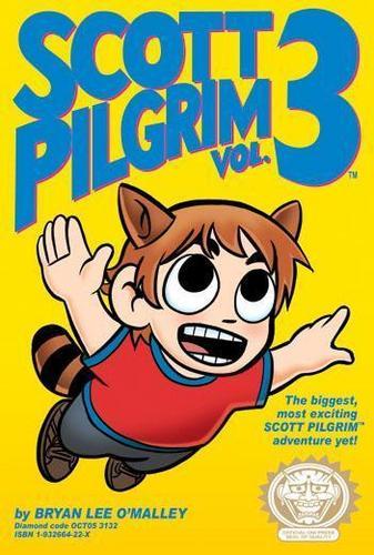 Scott Pilgrim achtergrond titled Scott Pilgrim
