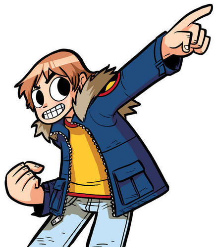 Scott Pilgrim wallpaper entitled Scott Pilgrim