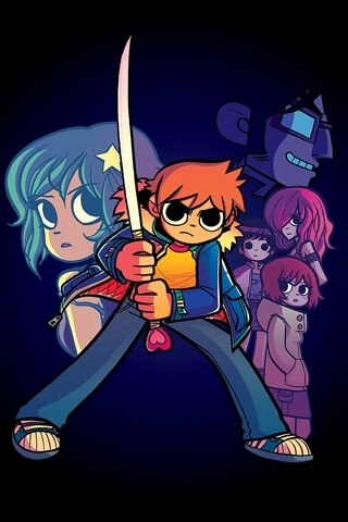 Scott Pilgrim wallpaper titled Scott Pilgrim