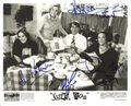 Serial Mom cast photo signed