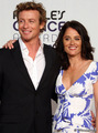 Simon and Robin - simon-baker photo