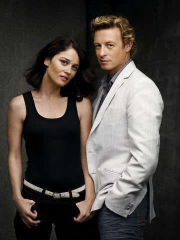 Simon Baker پیپر وال entitled Simon and Robin