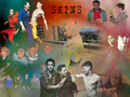 skins - Skins boys wallpaper