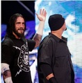 CM Punk & Luke Gallows