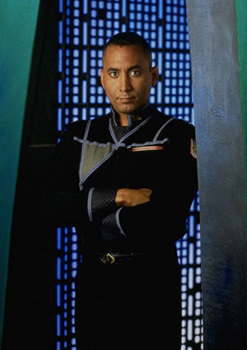 Stephen Franklin - babylon-5 Photo