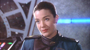 Babylon 5 images Susan Ivanova wallpaper and background photos
