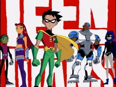 Teen Titans wallpaper titled T e E n T i T a N s