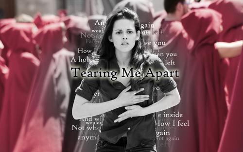 Tearing Me Apart