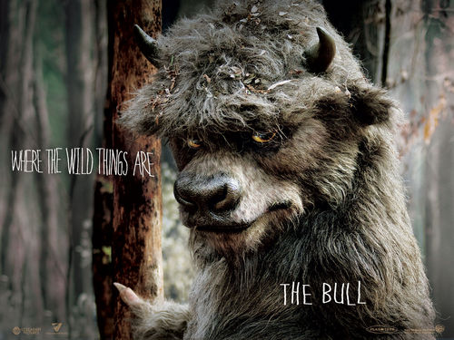 Where The Wild Things Are images The Bull HD wallpaper and