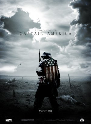 The First Avenger: Captain America (Teaser Poster)