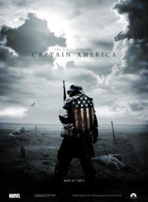 The First Avenger: Captain America (Teaser Poster)