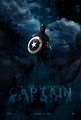 The First Avenger: Captain American (Fan art poster)