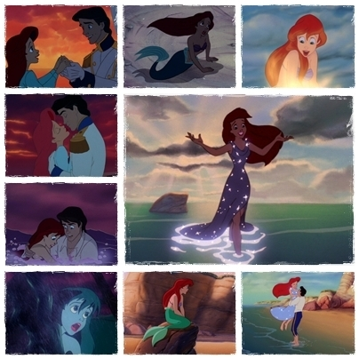 The Little Mermaid wallpaper entitled The Little Mermaid