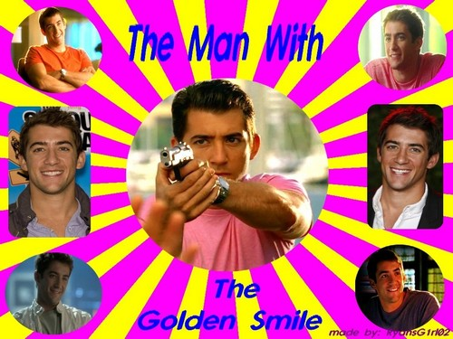The Man With The Golden Smile :)