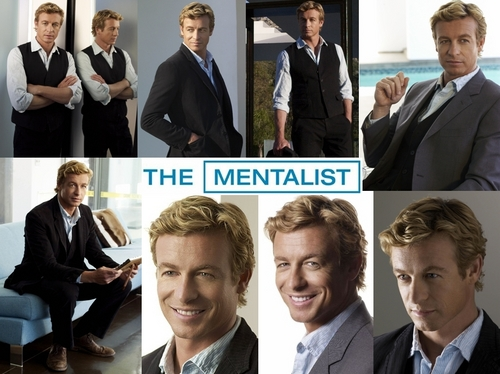 The Mentalist wolpeyper