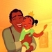 Tiana & Her Dad
