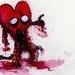 Tim Burton's Valentine's ngày Card biểu tượng