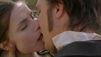 Tom Hardy,Carlotte Riley as Heathcliff & Cathy