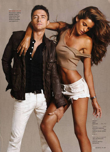 Topher@GQ Magazine-March 2010