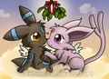 Umbreon-love-ESPEON - eevee-evolutions-clan photo