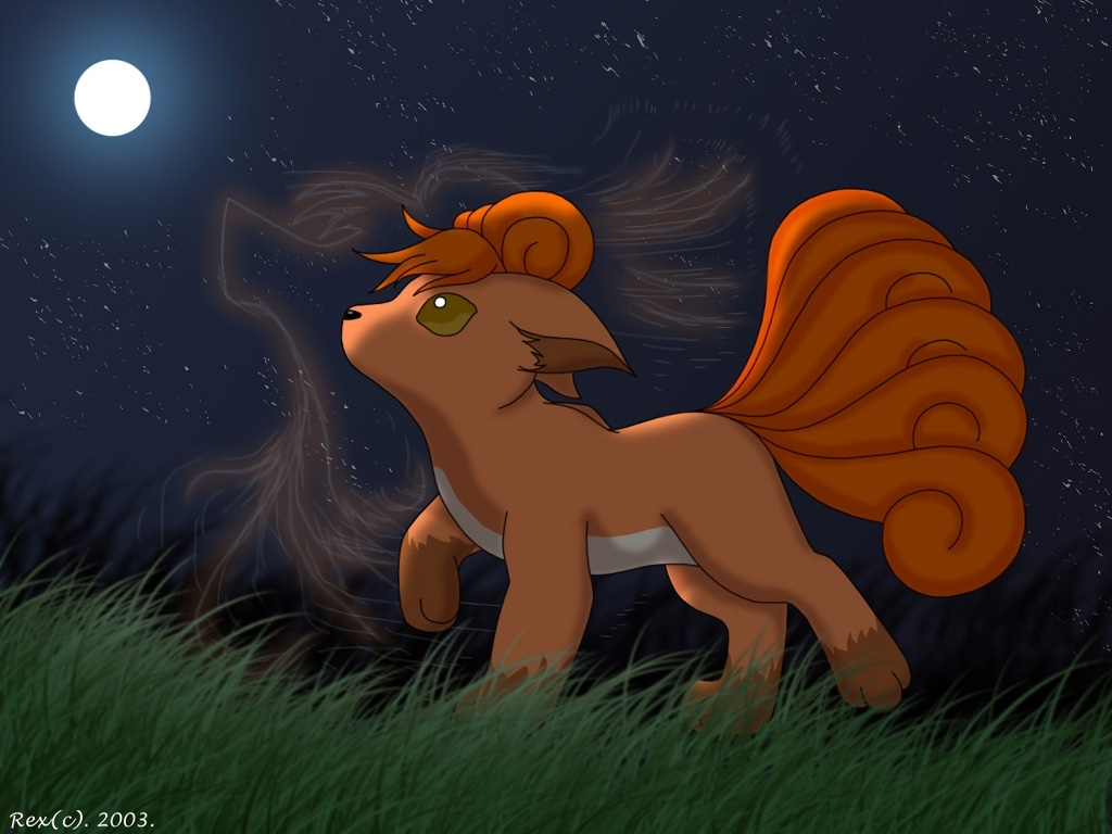 Cutest Pokemon images Vulpix! HD wallpaper and background photos ...