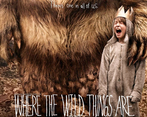 Where The Wild Things Are 바탕화면 called Where the Wild Things Are