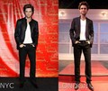 Which wax figure looks more like Rob?? - twilight-series photo