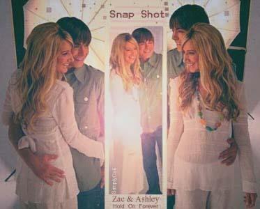 Zac Efron & Ashley Tisdale