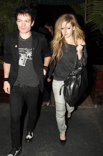 avril and deryck in March 21 - Madeo Restaurant