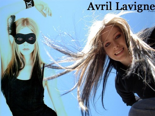 avril wallpaper