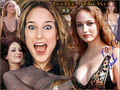 collage - leelee-sobieski wallpaper
