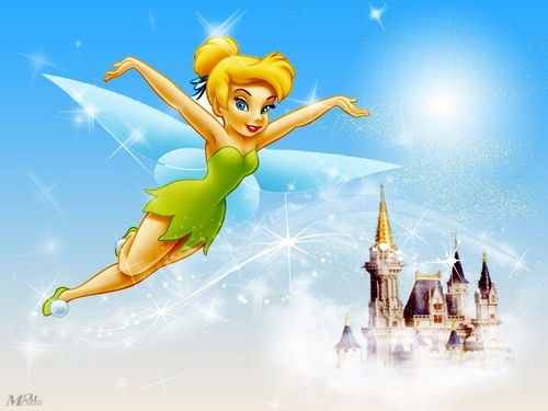 Classic Disney wallpaper called Tinkerbell
