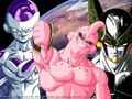 heroes - dragon-ball-z wallpaper