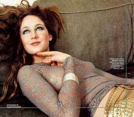Leelee Sobieski wallpaper called model beautiful