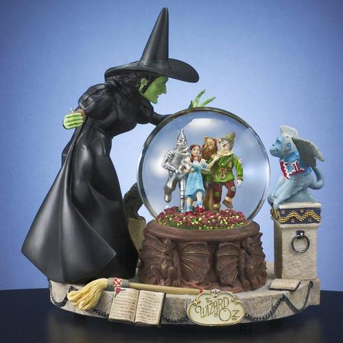 Wicked Witch Water Globe