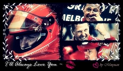 Michael Schumacher wallpaper called schumi forever