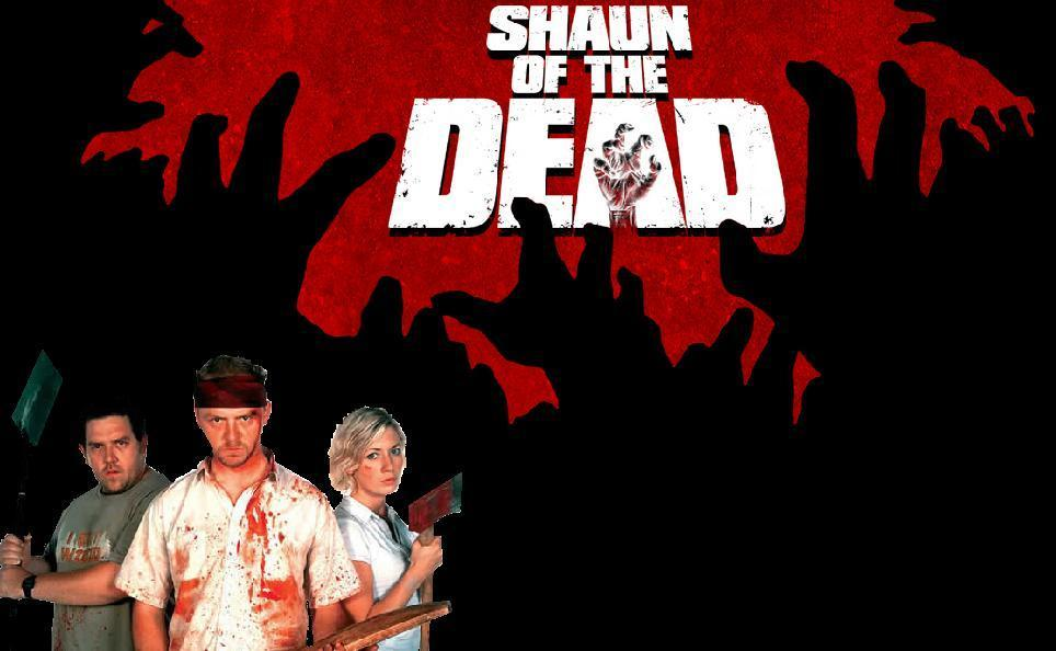 Shaun Of The Dead Images Shaun Of The Dead Hd Wallpaper And