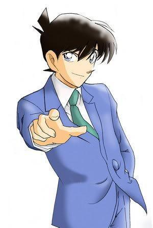 Detective Conan wallpaper titled shinichi kudo