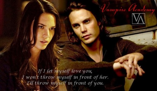 Vampire Academy wallpaper titled v.a