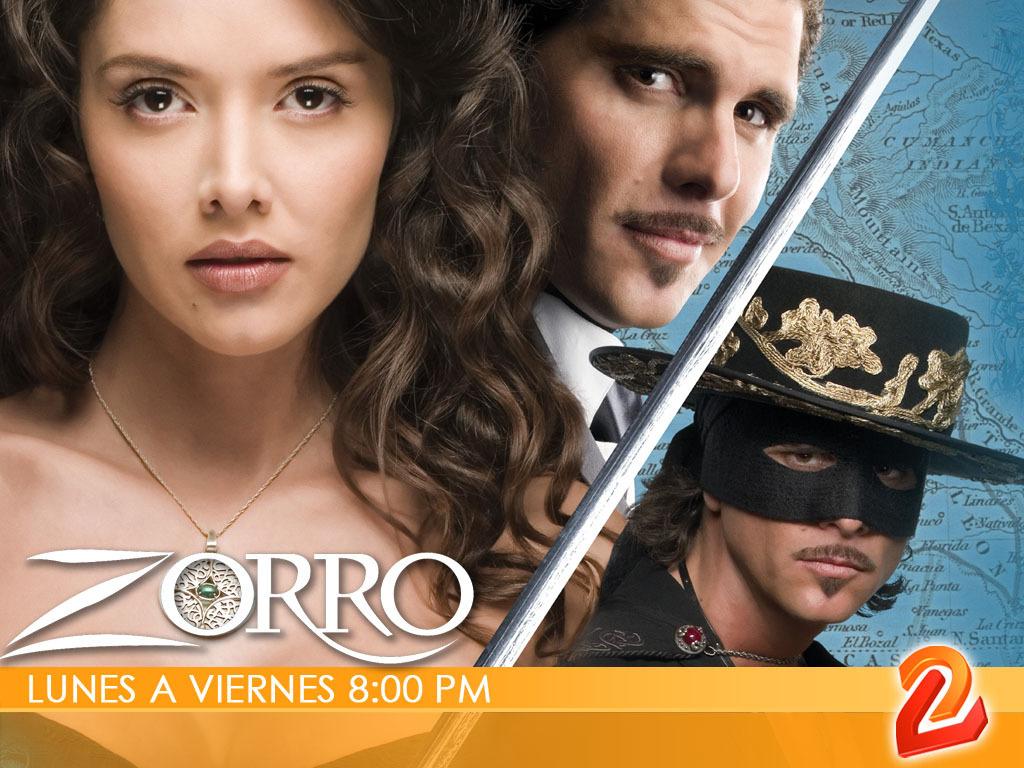 Telenovela Zorro Cast Capitulos Completos
