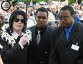 / 2003 / Gary, Indiana Visit - michael-jackson photo